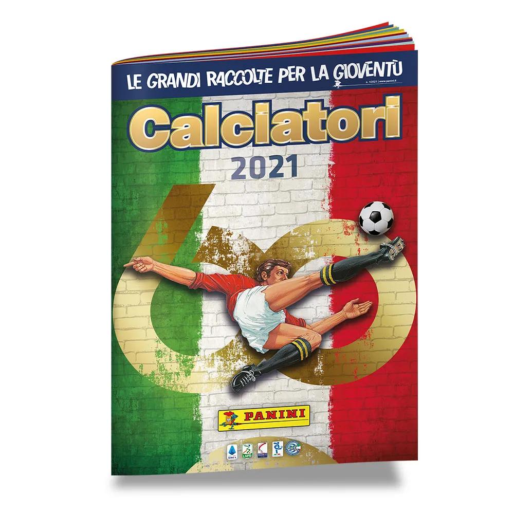 Calciatori 2021 - Panini