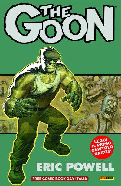The goon - Panini Free Comic Book Day 2019