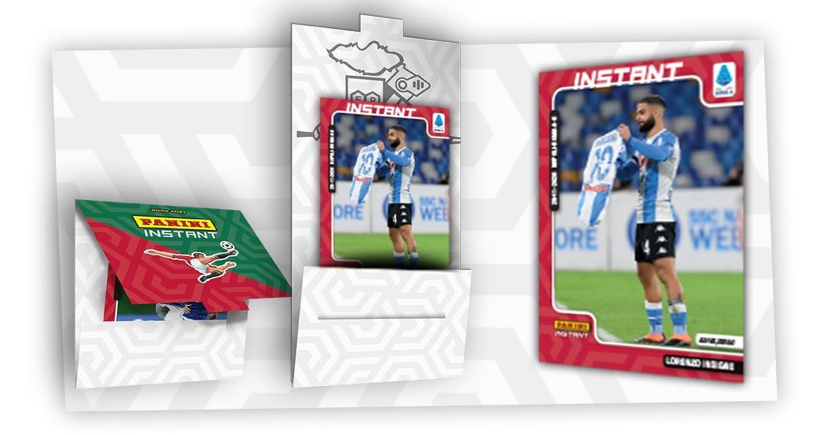 PANINI INSTANT – CARD CALCIATORI 2020-21 #1