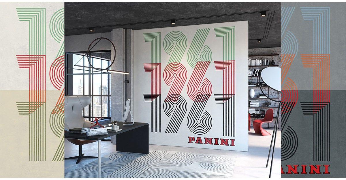Panini annuncia una collaborazione nel settore dell'arredamento di interni