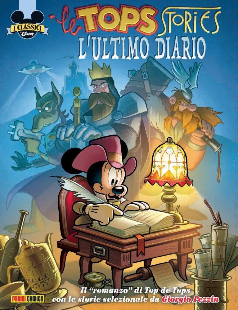 Le Tops Stories – L'Ultimo Diario 524 Topolinia magazines