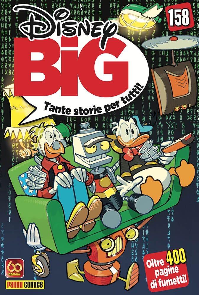 Big 158 Altre Collane magazines