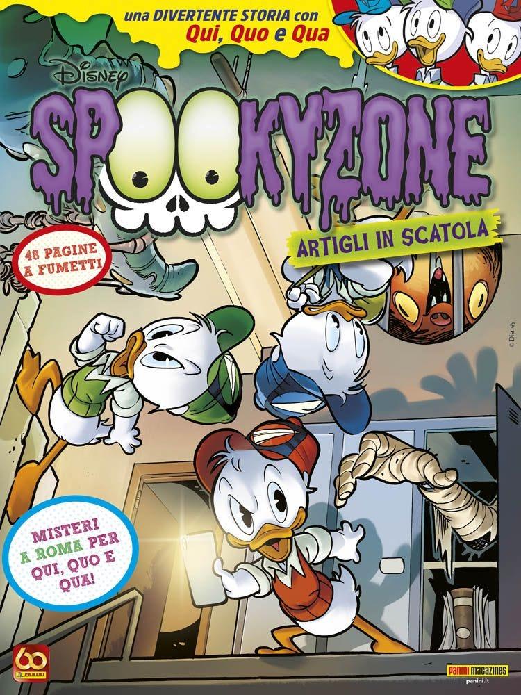 Spookyzone 2 Umoristico magazines