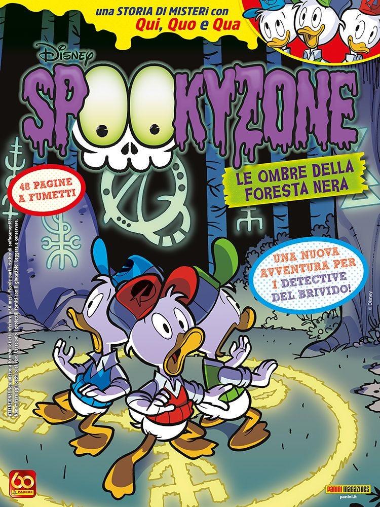 Spookyzone 3 Prevendita magazines