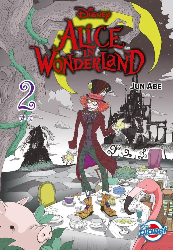 Alice In Wonderland 2  magazines
