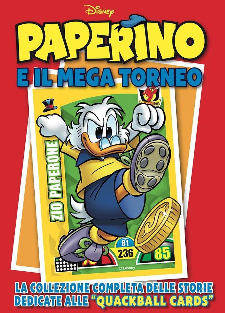 Paperino e il Mega Torneo 11 Prevendita magazines