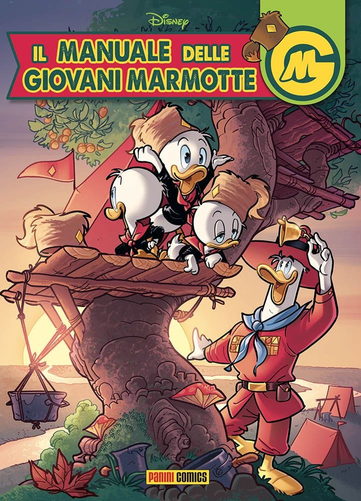 Il Manuale Delle Giovani Marmotte 12 Paperopoli magazines