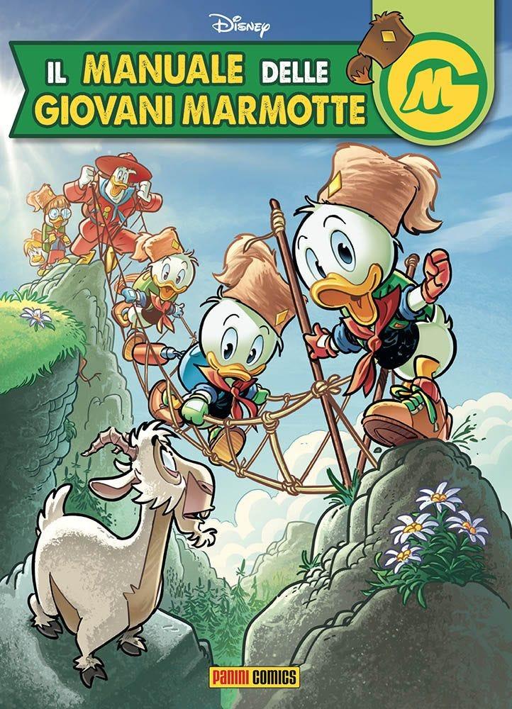 Il Manuale Delle Giovani Marmotte 13 Paperopoli magazines