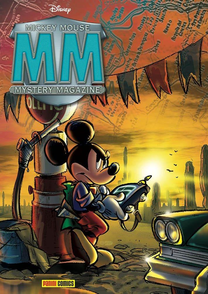 Mickey Mouse Mystery Magazine 2  magazines