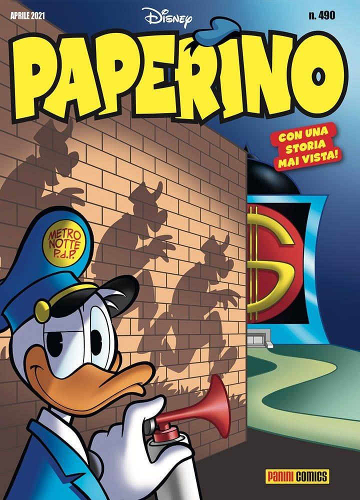 Paperino 490 Paperino magazines