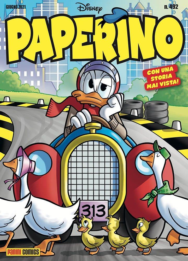 Paperino 491 Paperino magazines