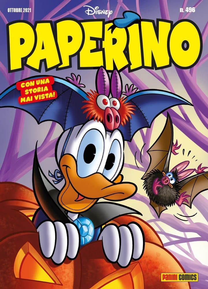 Paperino 496 Paperino magazines