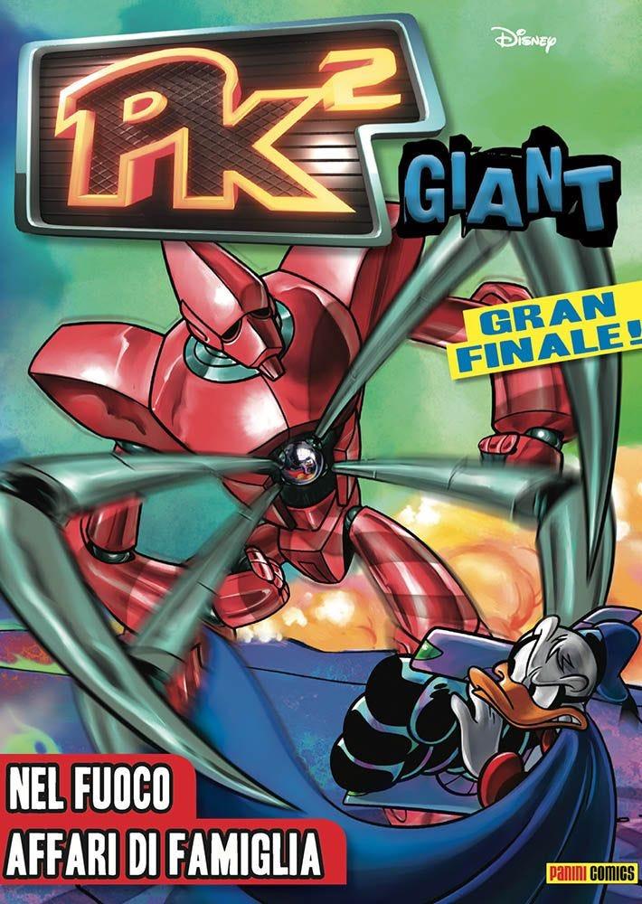 PK2  Giant 8 57 PK magazines