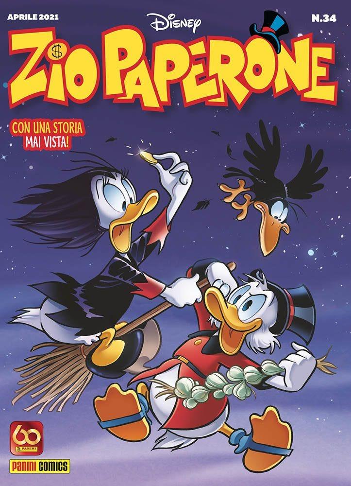 Zio Paperone 34  magazines