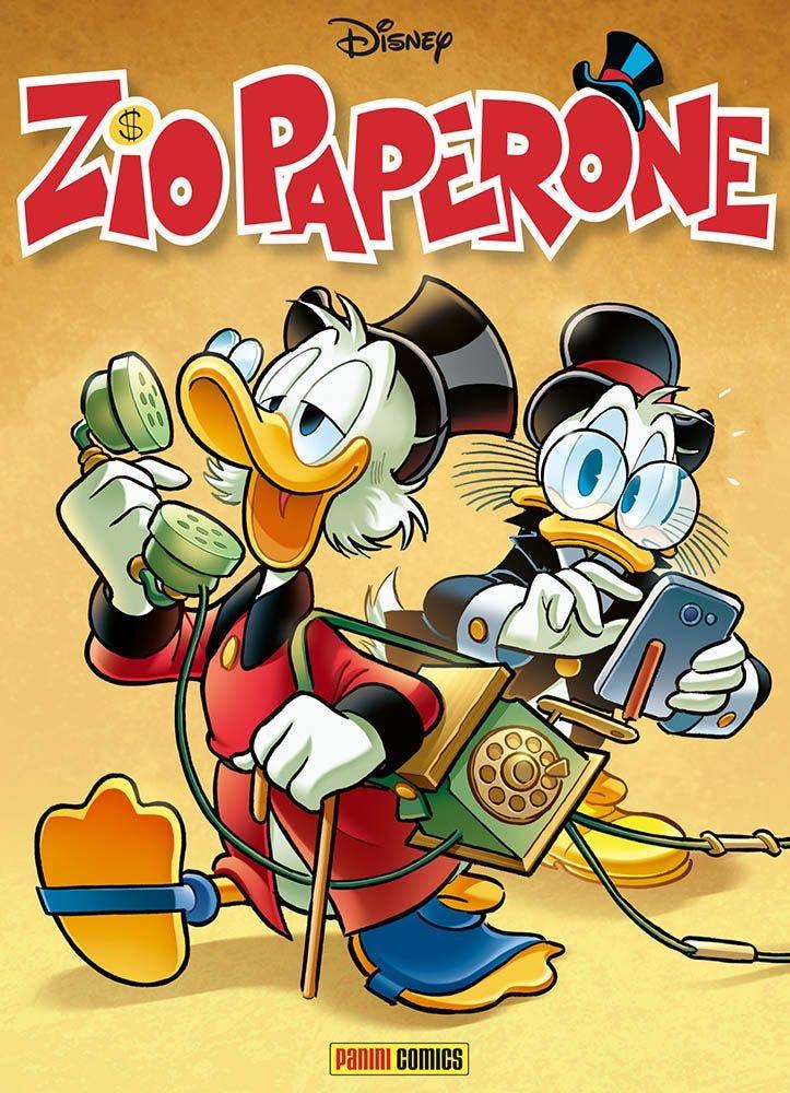 Zio Paperone 35 Prevendita magazines