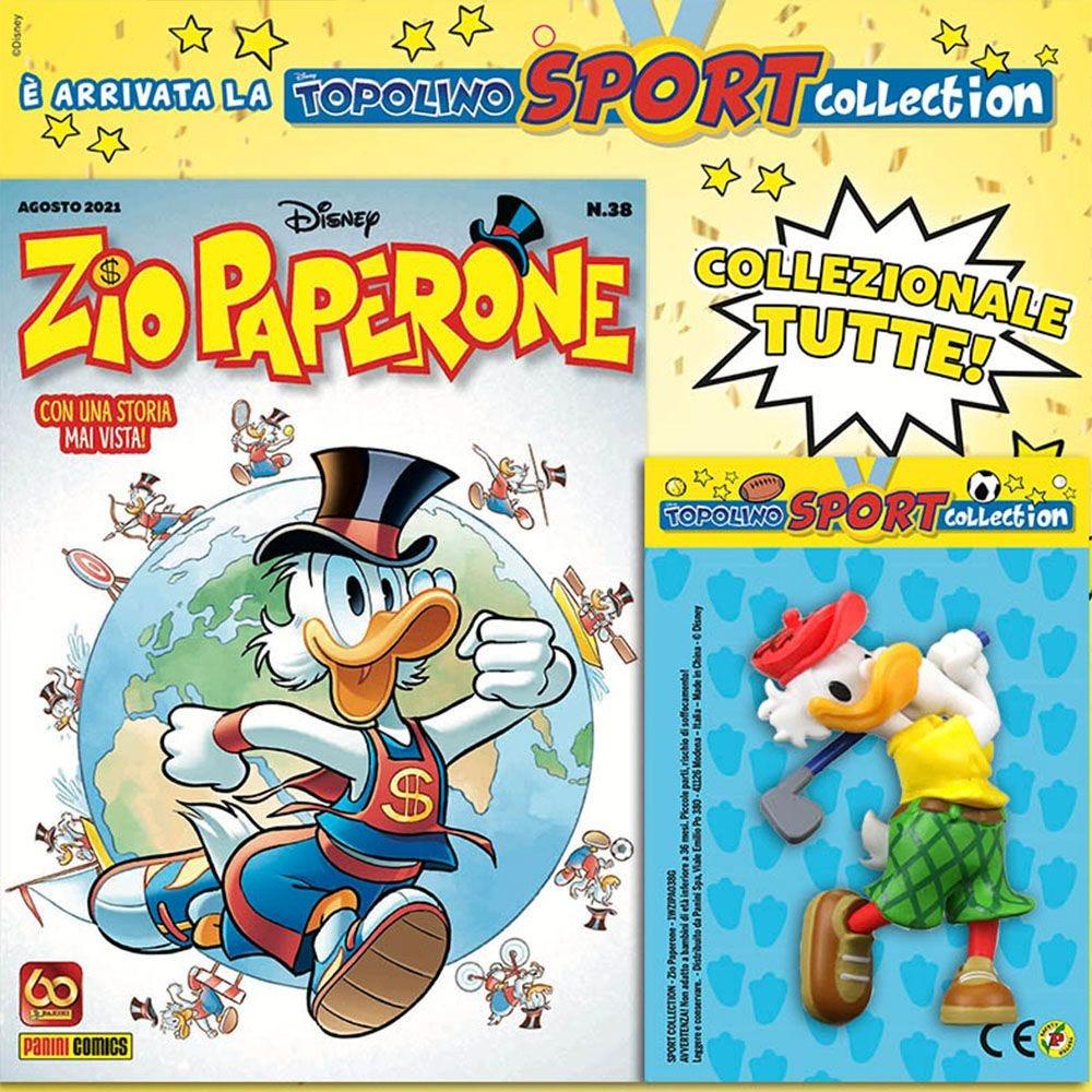 Zio Paperone 38 Prevendita magazines