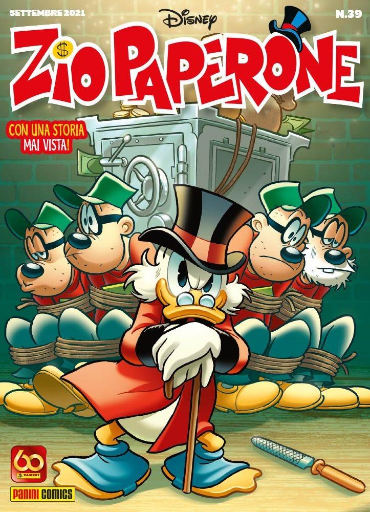 Zio Paperone 39 Paperon de Paperoni magazines