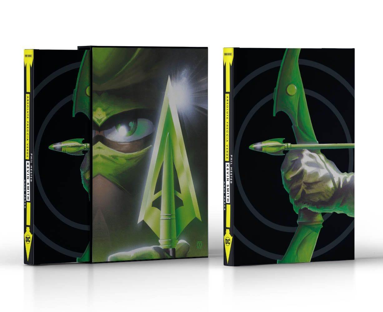 Freccia Verde Di Kevin Smith  magazines