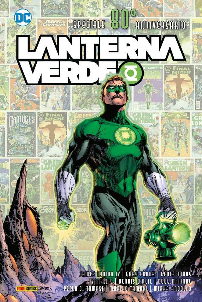 Lanterna Verde: Speciale 80º Anniversario Prevendita books