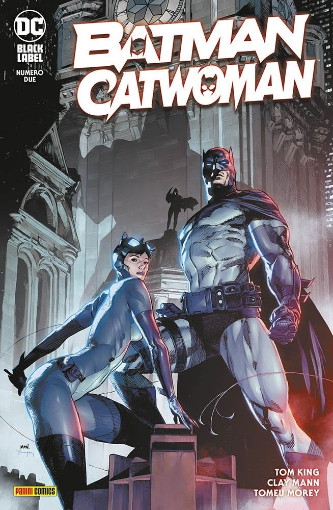 Batman/Catwoman 2 2 Batman magazines