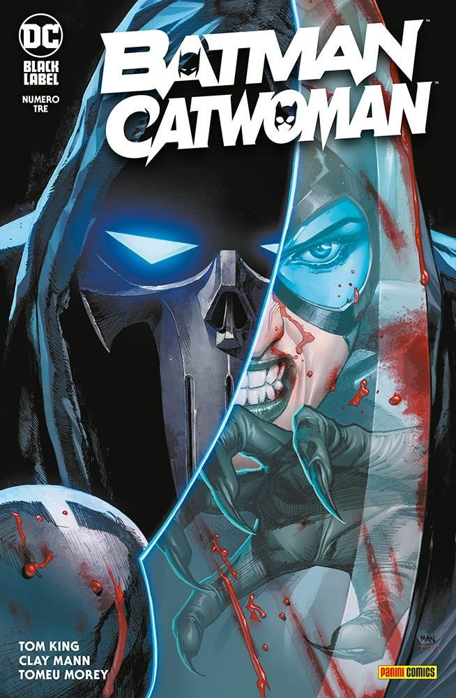 Batman/Catwoman 3 Batman magazines