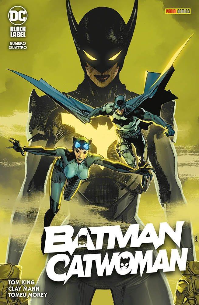 Batman/Catwoman 4 Batman magazines