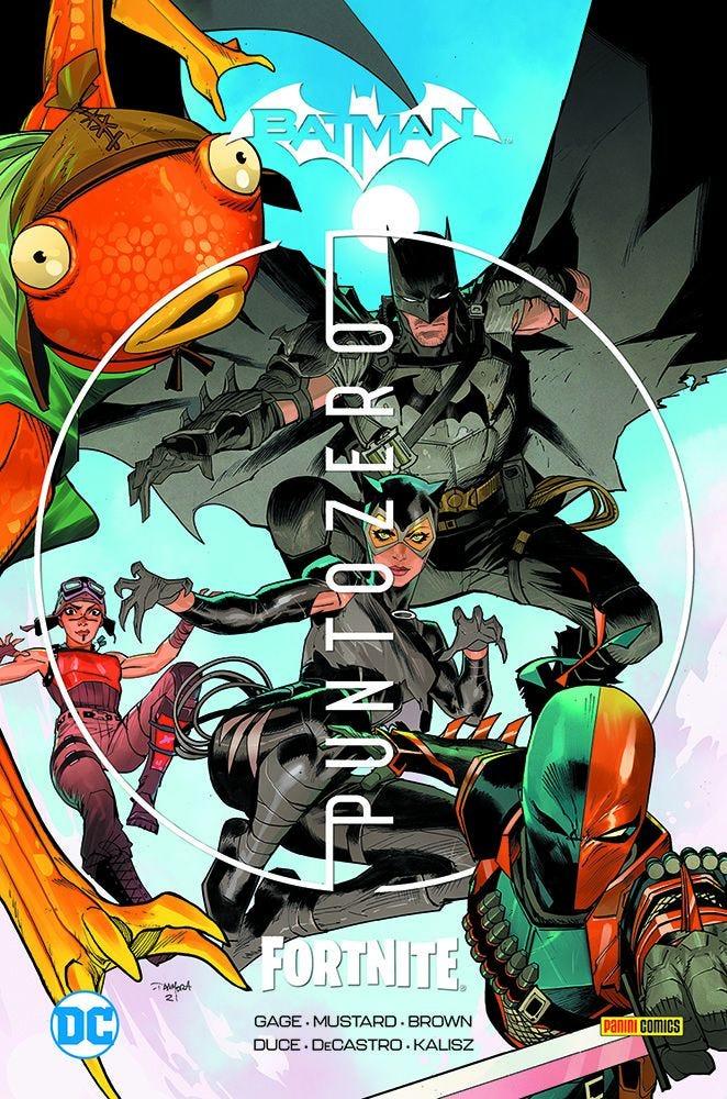 Batman/Fortnite: Punto Zero Collection Batman books