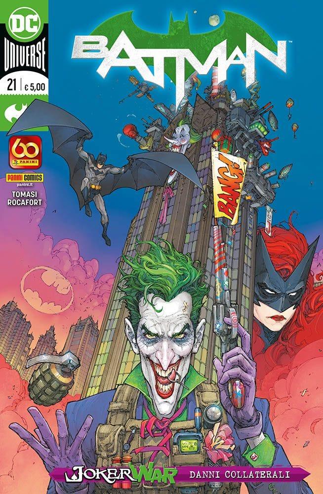 Batman 21 Prevendita magazines