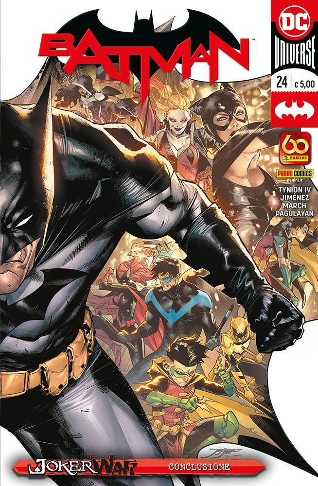 Batman 24 Batman magazines