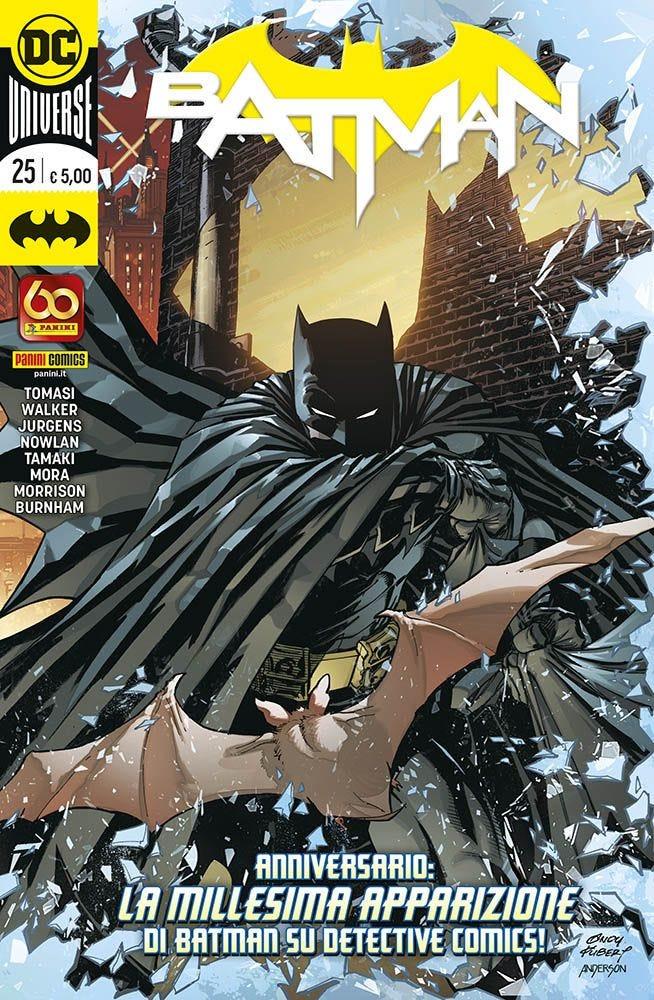 Batman 25 Batman magazines