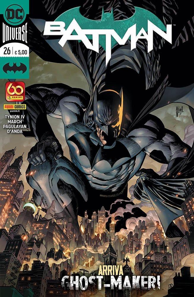 Batman 26 Prevendita magazines