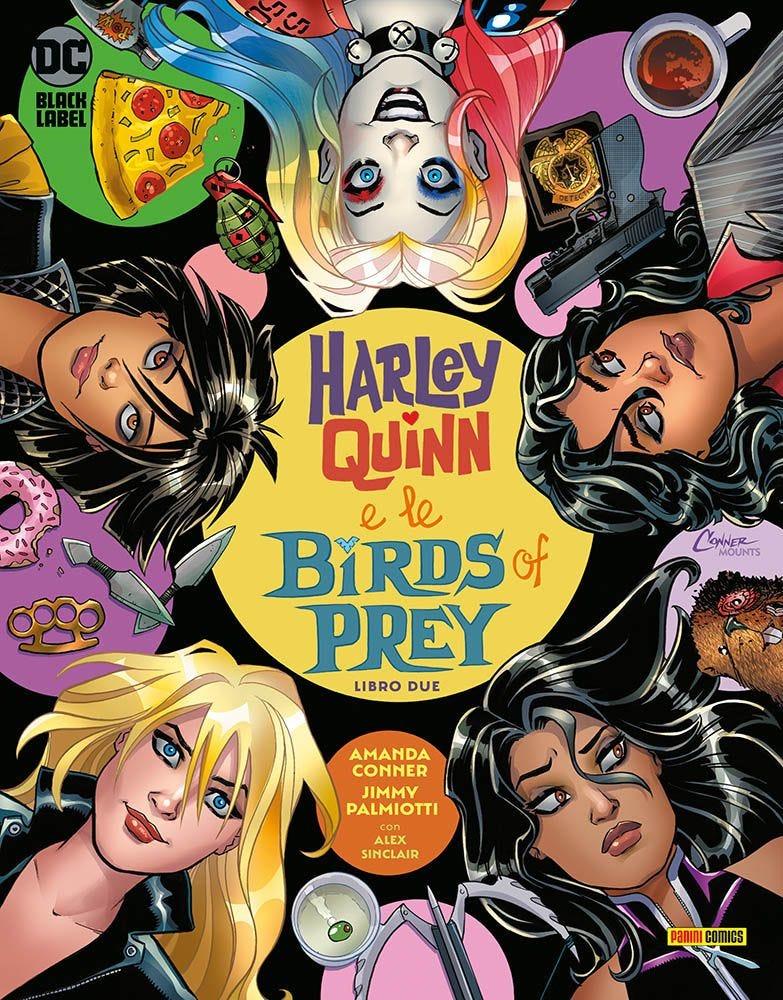 Harley Quinn E Le Birds Of Prey 2 Harley Quinn magazines