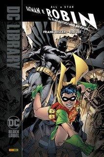 All-Star Batman & Robin, Il Ragzzo Meraviglia Batman magazines