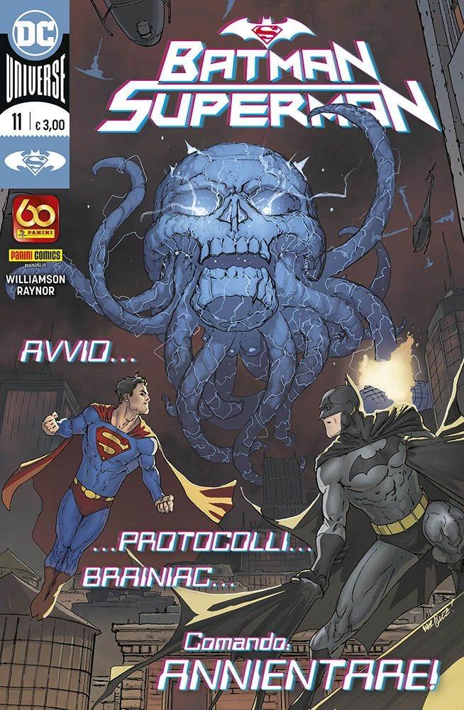 Batman / Superman 11 Batman magazines