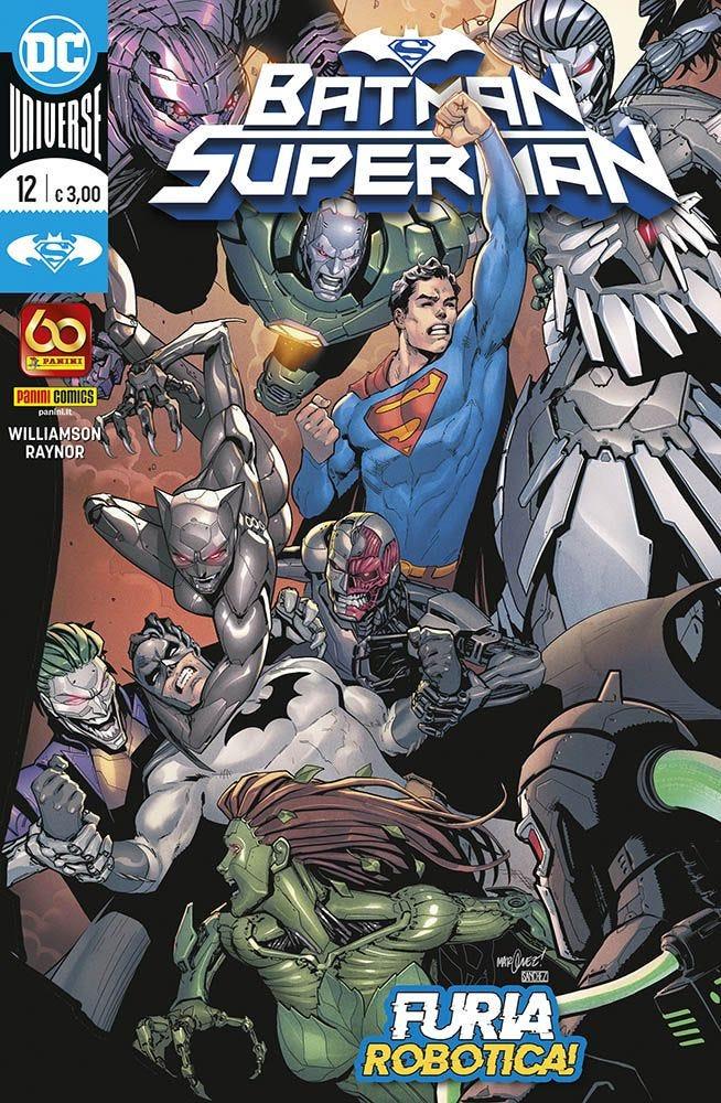 Batman / Superman 12 Batman magazines