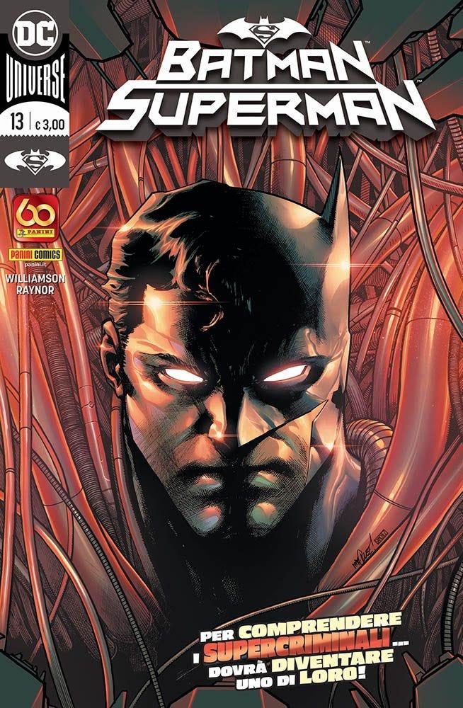 Batman/Superman 13 Batman magazines