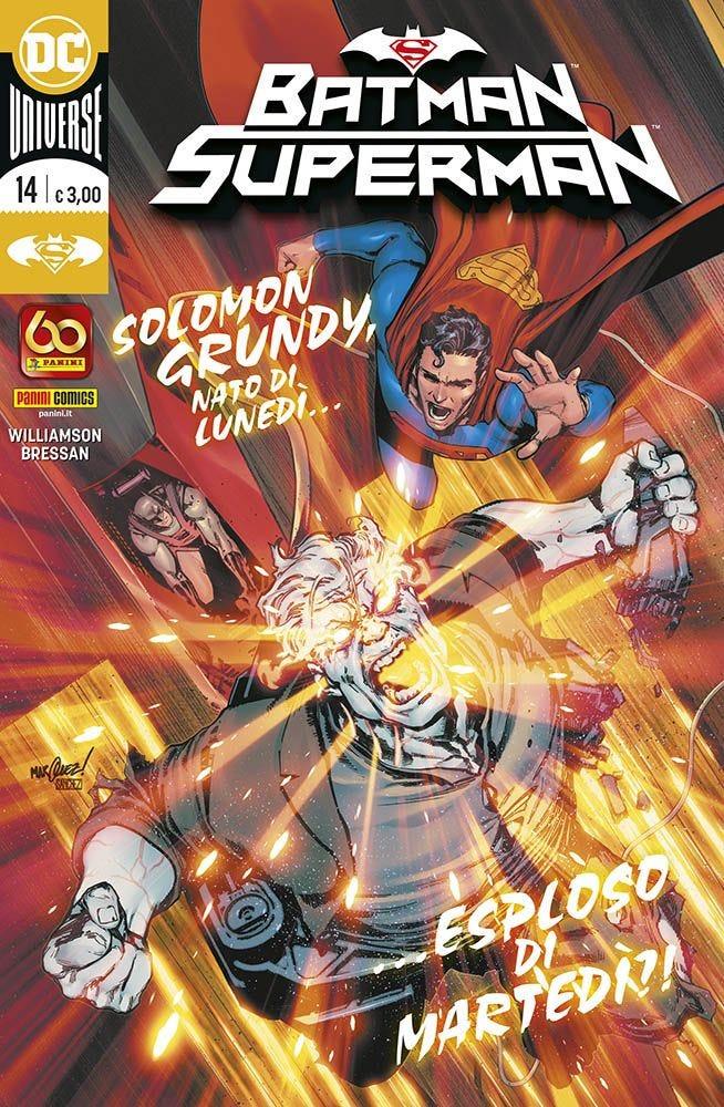 Batman/Superman 14 Prevendita magazines