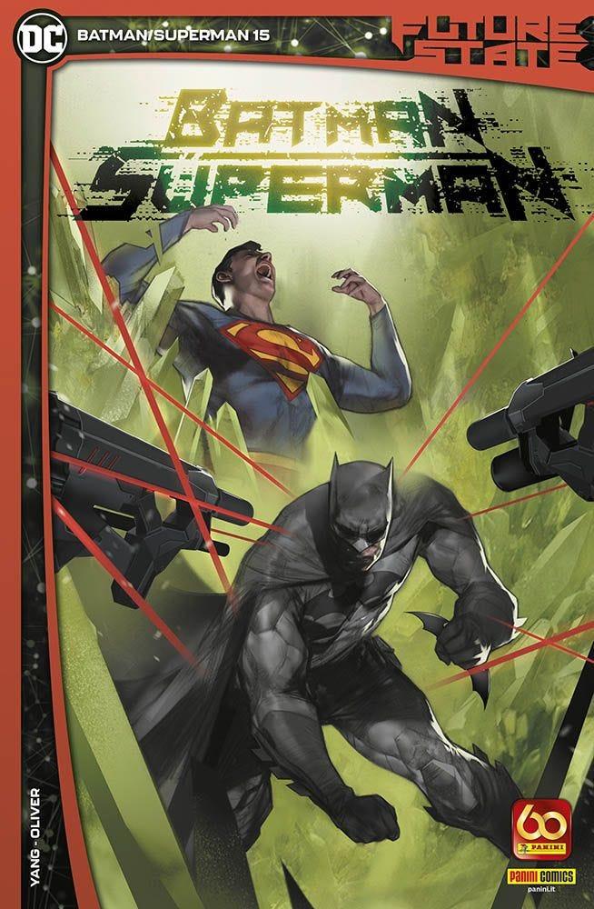Batman/Superman 15 Batman magazines