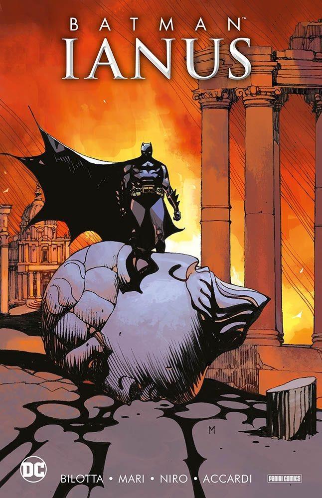 Batman: Ianus – Edizione Deluxe Batman magazines