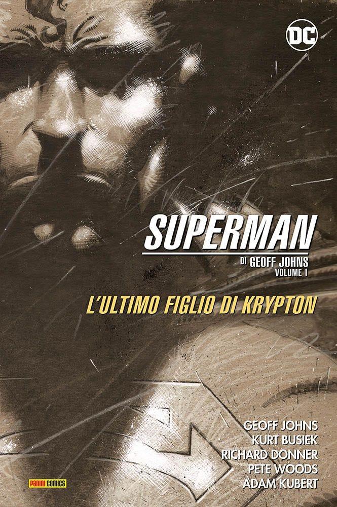 Superman Geoff Johns Ultimo Figlio