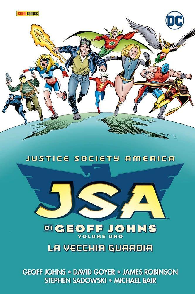 JSA di Geoff Johns 1 Volumi Autoconclusivi magazines