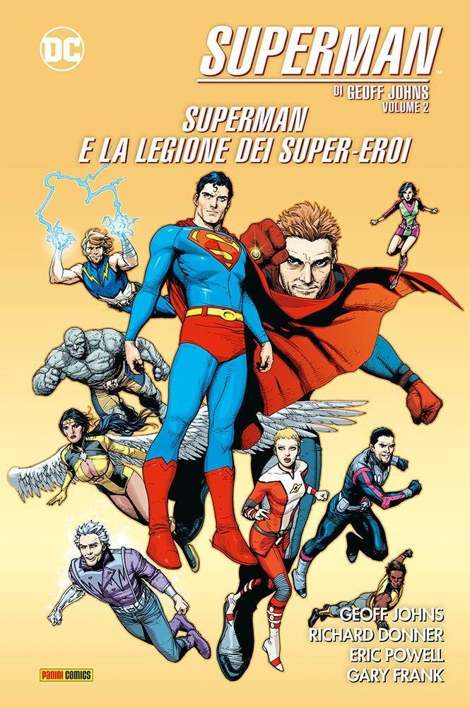 Superman di Geoff Johns 2 Prevendita magazines