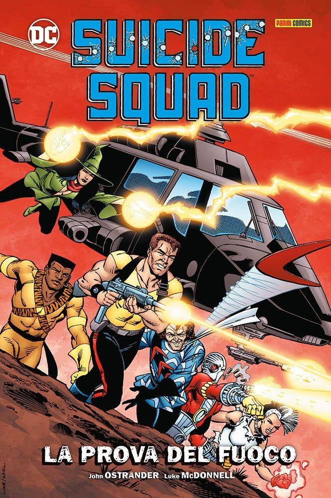 Suicide Squad: La Prova del Fuoco  magazines
