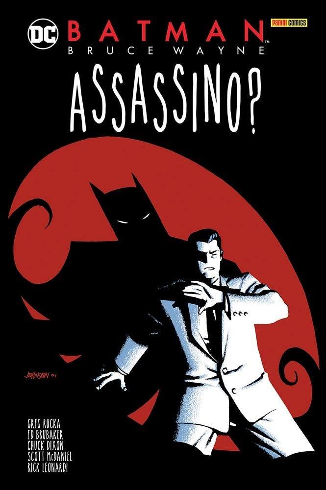 Batman: Bruce Wayne Assassino? Batman magazines