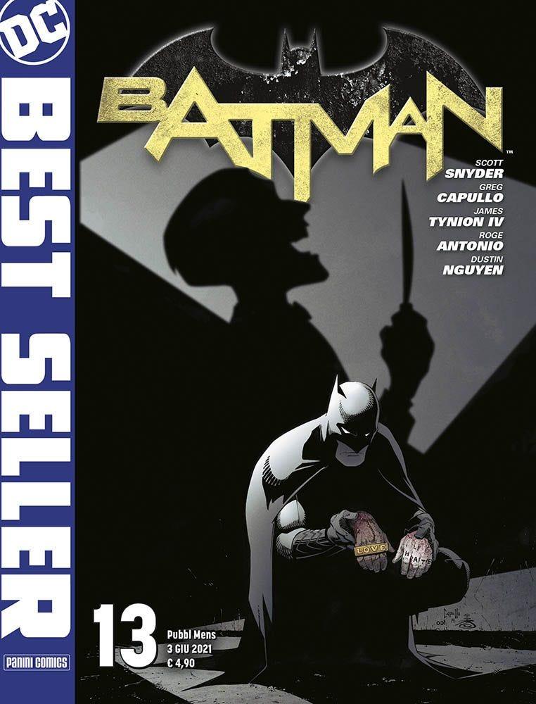 Batman di Scott Snyder e Greg Capullo 13 Prevendita magazines