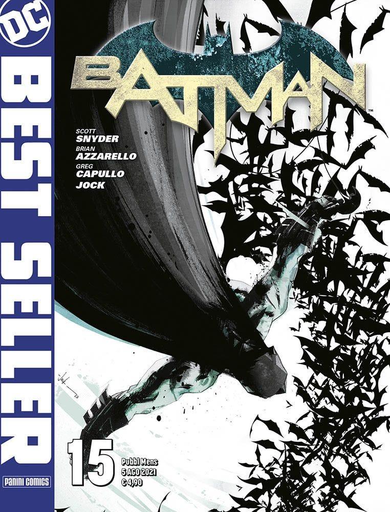Batman di Scott Snyder & Greg Capullo 15 Batman magazines