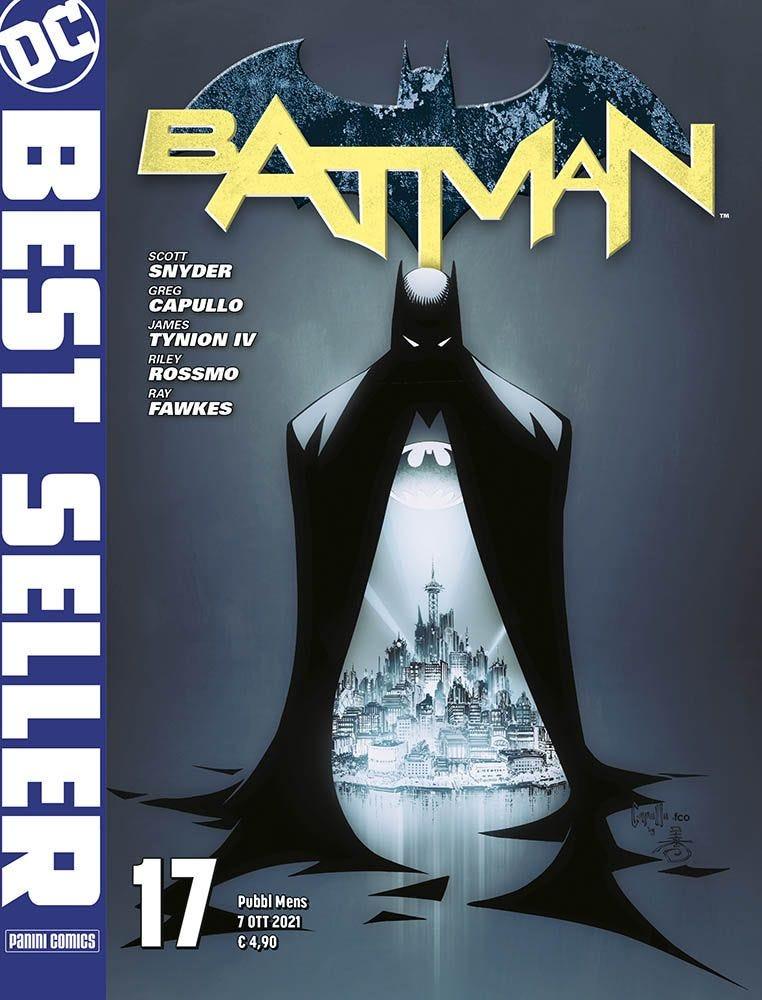 Batman di Scott Snyder e Greg Capullo 17 Batman magazines