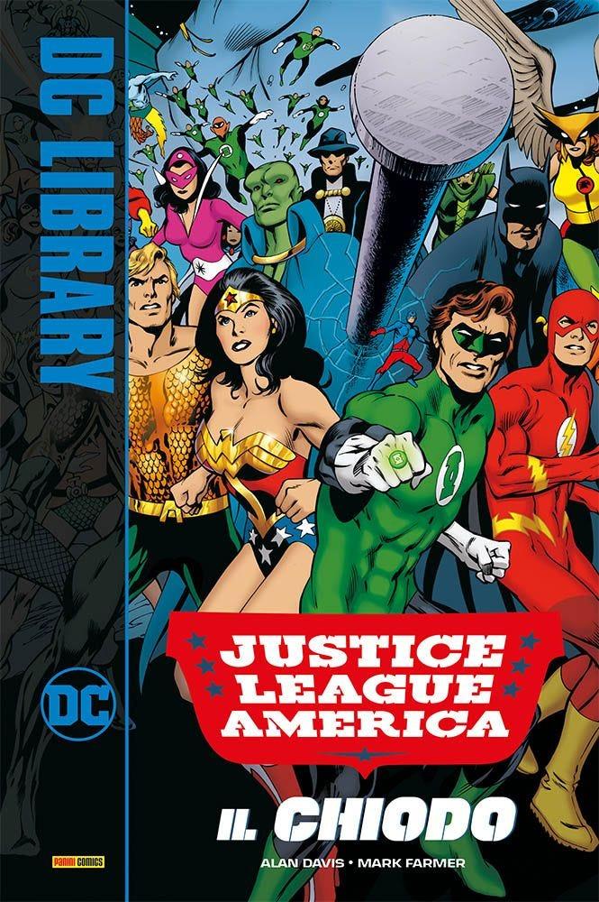 Justice League: Il Chiodo - Edizione Completa Prevendita magazines