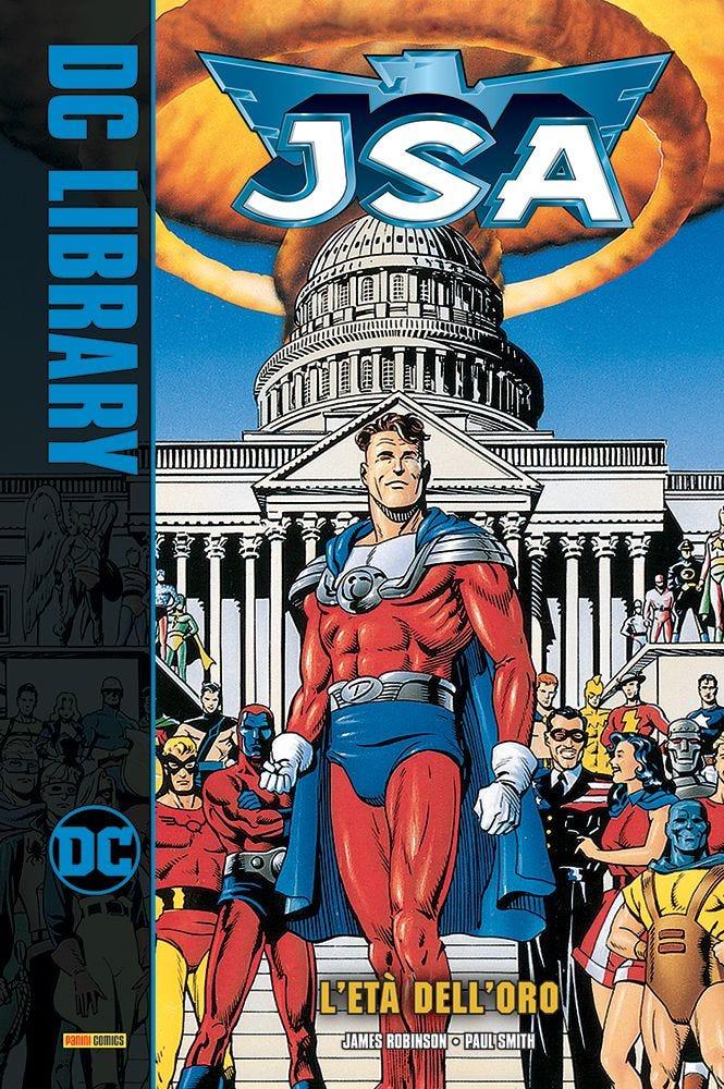 JSA: L'Età dell'Oro Justice League magazines