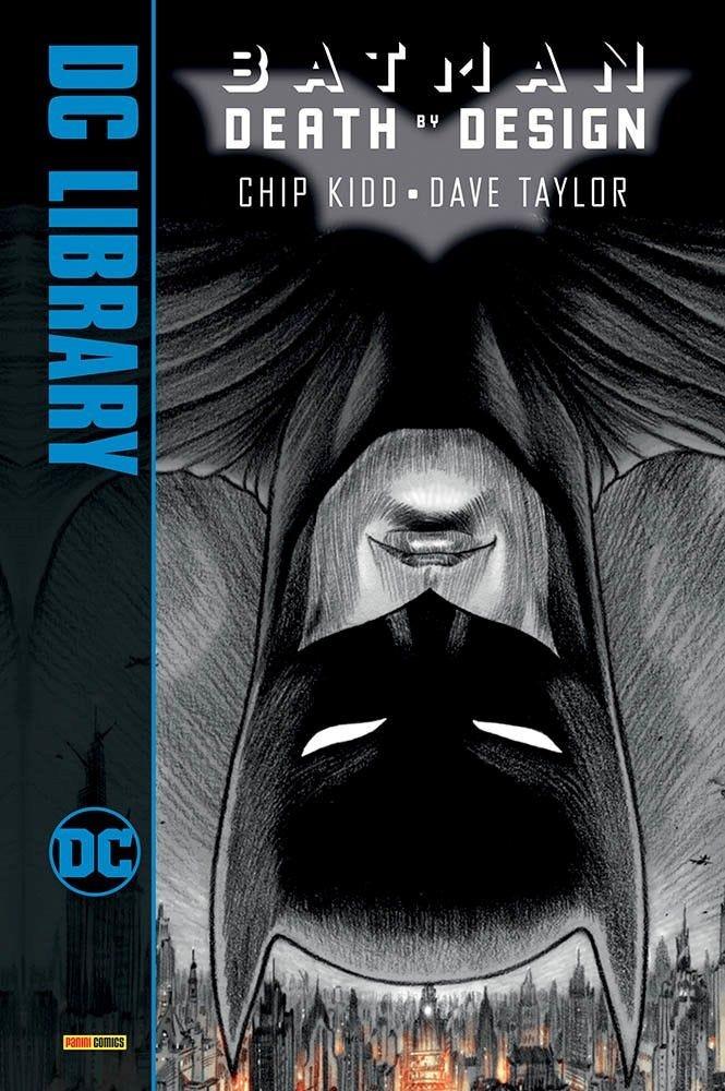 Batman: Death by Design Batman magazines